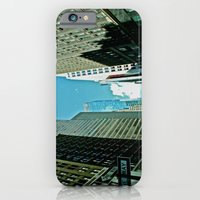 iPhone & iPod Case featuring One Way: NYC by nattarean