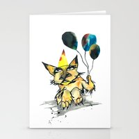 Party Stationery Cards
