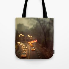 Taxicab Confessions - New York Tote Bag