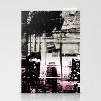 Concrete Jungle 1 Stationery Cards