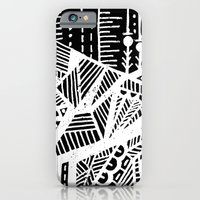 iPhone & iPod Case featuring White Woods by Tracie Andrews
