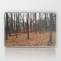 Indiana Forest Laptop & iPad Skin