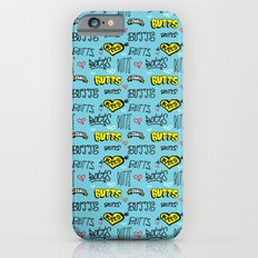 Butts Pattern Slim Case iPhone 6s