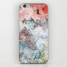 West Coast Waters iPhone & iPod Skin