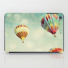 Perfect Dream - Hot Air Balloons iPad Case