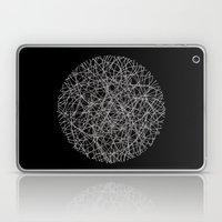 Circle - Lines - Inverted Laptop & iPad Skin