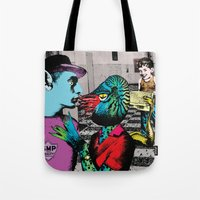 Adrenaline shot Tote Bag