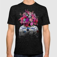 Censored Serenity Mens Fitted Tee Tri-Black SMALL