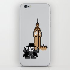 P for Pixel iPhone & iPod Skin
