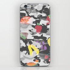 Summer Fruit  iPhone & iPod Skin
