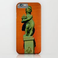 iPhone & iPod Case featuring Southside Cherub by Biff Rendar