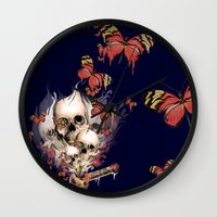 Evolution of Youth Wall Clock