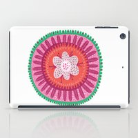 Suzani II iPad Case