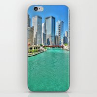 Downtown Chicago iPhone & iPod Skin