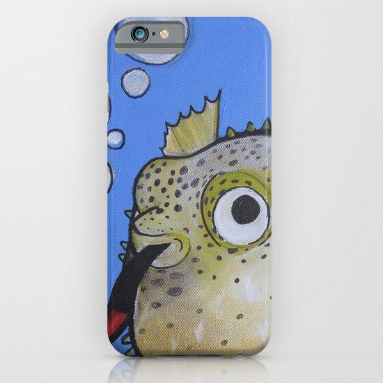 Puffer Fish iPhone & iPod Case