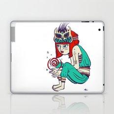 Voodoo magic Laptop & iPad Skin