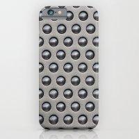 Metallic Drops iPhone 6 Slim Case