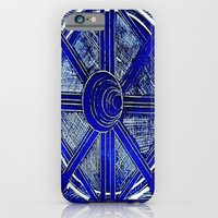iPhone & iPod Case featuring Blue by takingachancexo