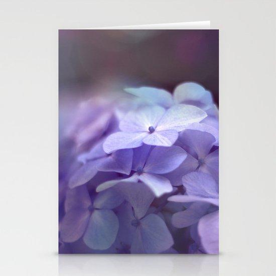 butterflies flower Stationery Card