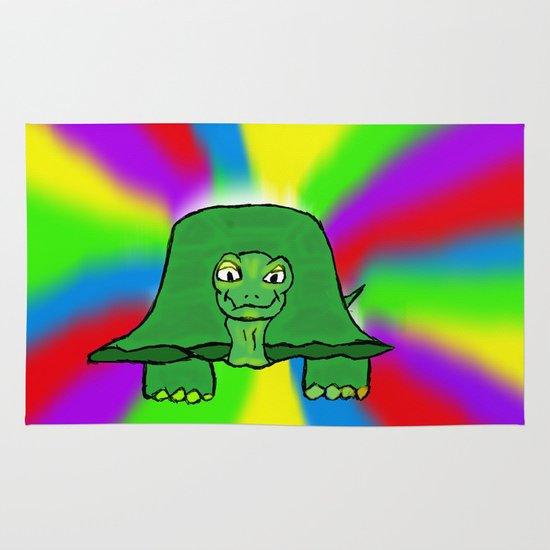 Turtle Area & Throw Rug