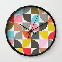 Propel 1 Wall Clock