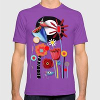 Photography By Ruth Fitt… Mens Fitted Tee Ultraviolet SMALL