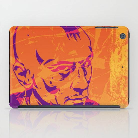 Travis iPad Case
