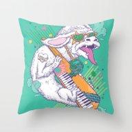 NeverEnding Solo Throw Pillow