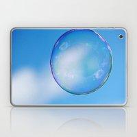 Single Floating Bubble Laptop & iPad Skin