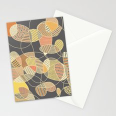 Tangled (grey version) Stationery Cards