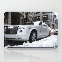 Drophead Coupe iPad Case