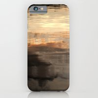 Abstract Sunset Reflection iPhone 6 Slim Case