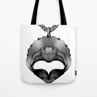 Spirobling XIX Tote Bag