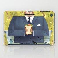 Pigeon Attack! iPad Case