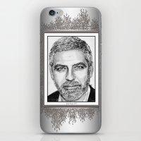 George Clooney in 2009 iPhone & iPod Skin