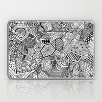 Lucky Abstract Geometric DREAM CATCHER Laptop & iPad Skin