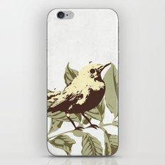 the Mokingbird iPhone & iPod Skin