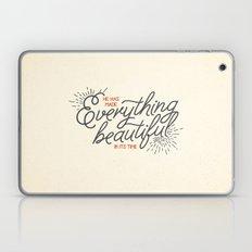 EVERYTHING BEAUTIFUL Laptop & iPad Skin