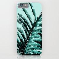 Leaves 2 Geometry iPhone 6 Slim Case