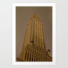 Art Deco Art Print