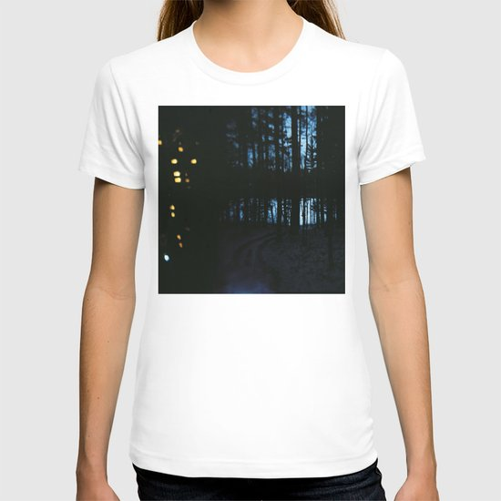 City Lights/ /Northern Lights T-shirt