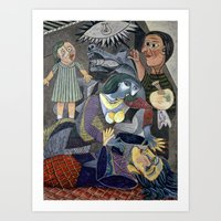 Choicest Memories Art Print
