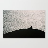 Jepira (valley of the spirits of the dead wayuu) Canvas Print