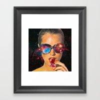 I AM I Framed Art Print
