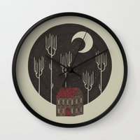 Another Night Wall Clock