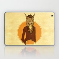 {Bosque Animal} Lince Laptop & iPad Skin