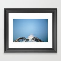 In All It's Glory Framed Art Print