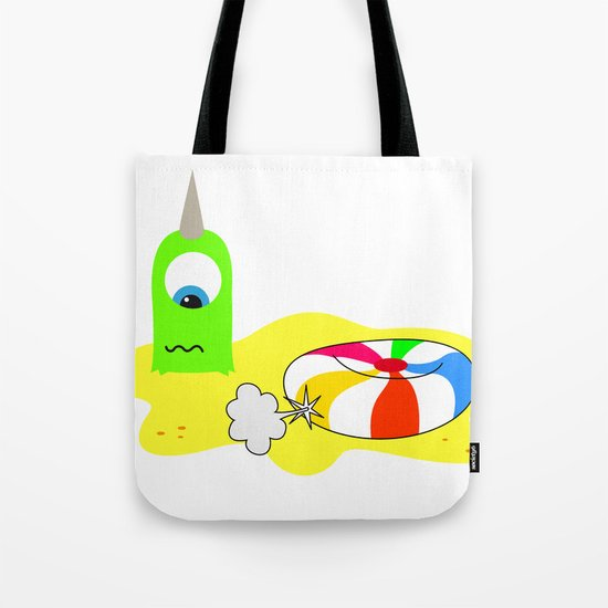 BUBOL BALL Tote Bag