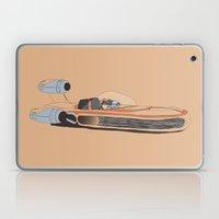 X-34 Landspeeder Laptop & iPad Skin
