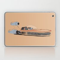 X-34 Landspeeder Laptop & iPad Skin